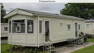 TO LET RENT North Wales Bryn Morfa holiday Park CONWY October Half Term £500