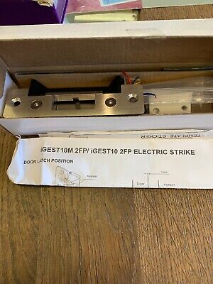 electric strike 12/24VDC RRP £79.95