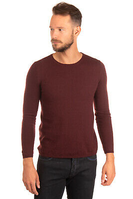 RRP €150 DEPARTMENT 5 Jumper Size M Alpaca & Wool Blend Crew Neck Made in Italy