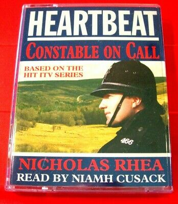 Nicholas Rhea Heartbeat Constable On Call 2-Tape Audio Book Niamh Cusack