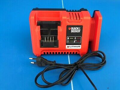 Black & Decker 14,4 volts  V Li-Ion Rapide Chargeur batterie (90571352)