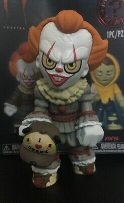 Funko Mystery Minis It Chapter 2 Pennywise With Hat Figure Derry