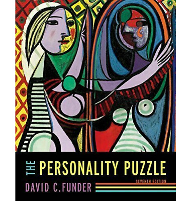 The Personality Puzzle 7th Edition by David C. Funder Fast delivery [P.D.F]