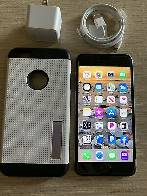 Apple iPhone 6s Plus 64 gb Space Gray AT&T gsm unlocked