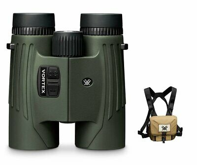 Vortex Fury 5000 10x42 Rangefinder Binocular + GlassPak International Welcome