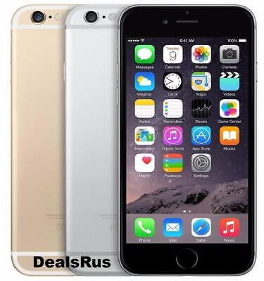Apple iPhone 6 16GB Globally Unlocked 4G LTE Smartphone A+