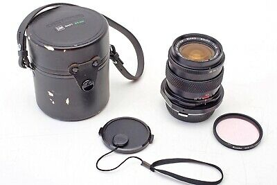 Olympus 35mm F2.8 PC Perspective Control shift OM 35/2.8 Lens SET++BEAUTIFUL