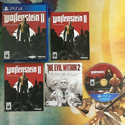 Wolfenstein II: The New Colossus • Sony PlayStation 4 PS4