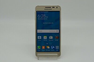 Samsung Galaxy Alpha - 32GB - Frosted Gold (Unlocked/AT&T/T-Mobile) Smartphone