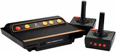 New OPEN/DISTRESS BOX! AtGames Atari Flashback 9 Gold HD Retro Classic Console W