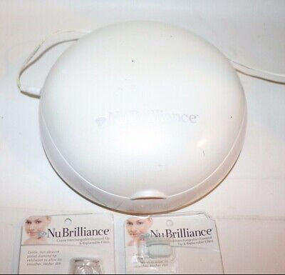 NU BRILLIANCE PROFESSIONAL Microdermabrasion Action At Home