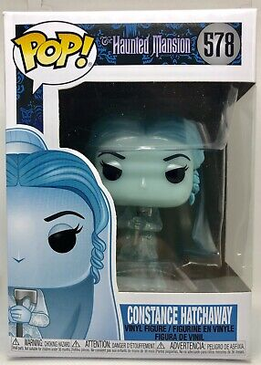 FUNKO POP THE HAUNTED MANSION: CONSTANCE HATCHAWAY BRIDE 578 MINT Ready To Go!!!