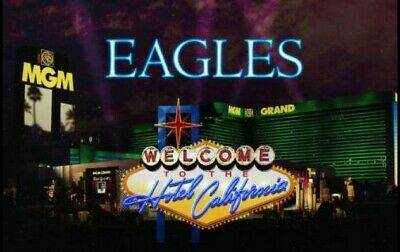 Eagles tickets (pair) MGM Grand, Las Vegas, Sat. Oct. 5 - GREAT SEATS!
