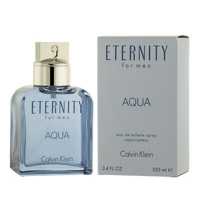 Calvin Klein Eternity Aqua for Men Eau De Toilette EDT 100 ml (man)