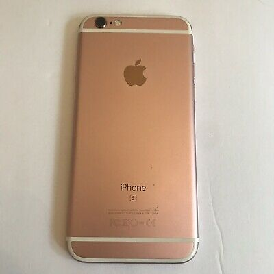Apple iPhone 6s - 16GB - Rose Gold (AT&T) (Cricket Wireless) A1633 (CDMA + GSM)