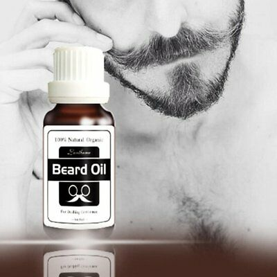 Men Nourishing Serum Natural Beard Oil Growing Beard Balm Organic Beard Care Kz