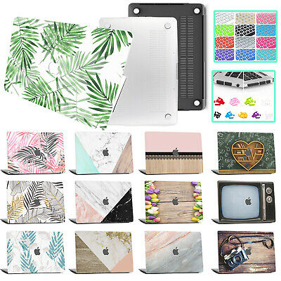 "Cool Fashion Rubberized Hard Case Shell Plugs Cover For Apple Macbook Pro 13""15"