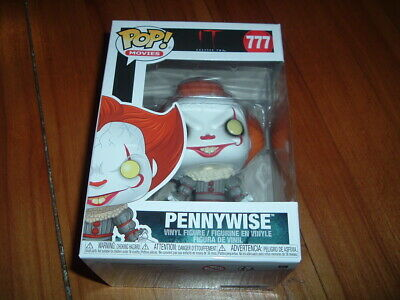 Funko Pop! Pennywise #777~ New~ Good Condition~ It Chapter Two Series~