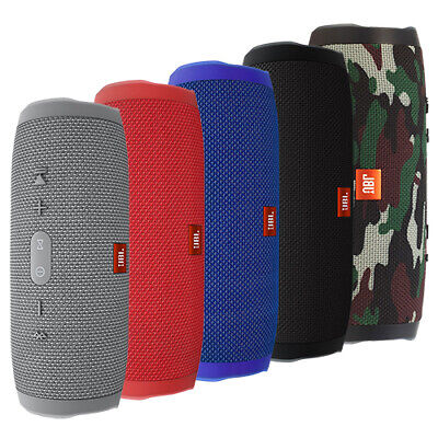 JBL Charge 3 Wireless Portable Bluetooth Stereo Speaker - All Colors