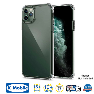 For iPhone 11/Pro/Max Clear Gel Case Shockproof Bumper Slim Soft Cover Silicone