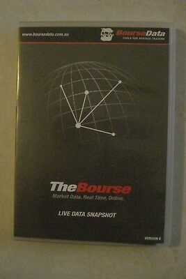 + The Bourse Home Trader [Data Cd + Ref Guide] As New [Aussie Seller