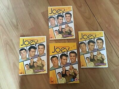 Joey - The Complete First Season (friends) DVD Boxset 3 Disc