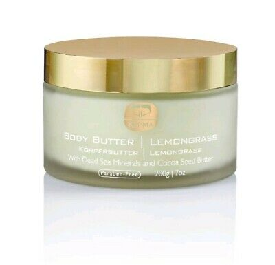 kedma body butter lemongrass 200g