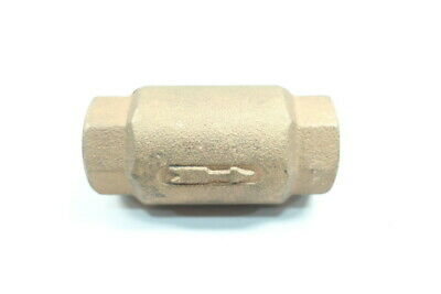 19V Bronze Check Valve 1in Npt
