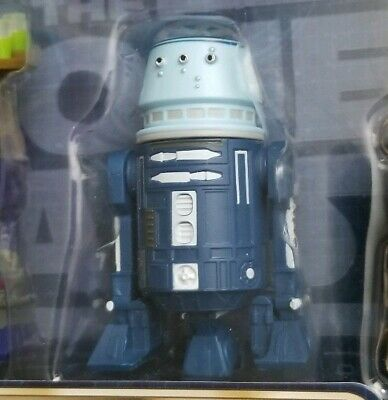 Star Wars Droid Factory R5-S9 Disney Parks Exclusive Figure blue R2-D2 Clone