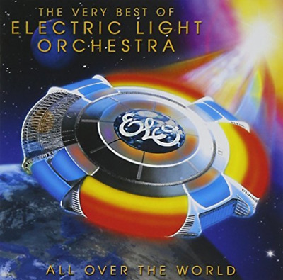 Electric Light Orchestra-All Over the World CD NEW