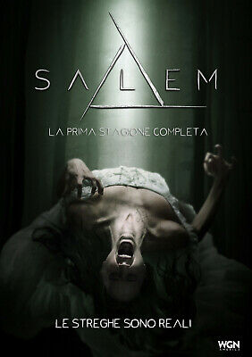 Salem - Stagione 1 Completa In Italiano (5 DVD)