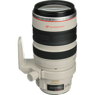 Canon EF 28-300mm f/3.5-5.6L IS USM Zoom Lens 9322A002 - BRAND NEW - Brown Box
