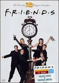 Serie Tv - Friends - Stagione 2 Completa - 5 Dvd (new edition)