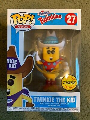 Funko Pop! Ad Icons TWINKIE THE KID Hostess Chase #27