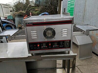 """14"""" Electric  Conveyor Pizza Oven Single Phase"""