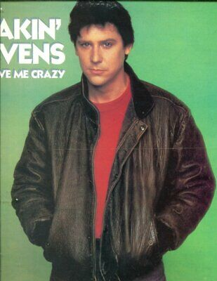 Shakin' Stevens You Drive Me Crazy LP / Epic stereo vin