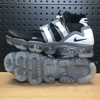 Nike Air Vapormax Flyknit Utility Running Shoes AH6834-003 Men's Size 14