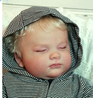 Deposit for Custom Order for Reborn Baby Joseph 3 Months Girl or Boy Doll