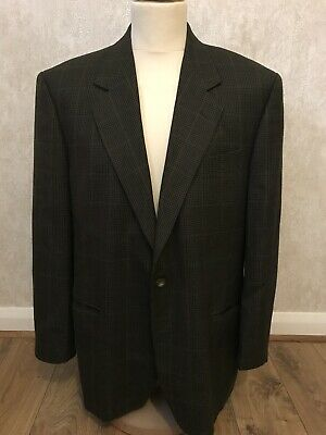 Frame Mens Blazer Pure New Wool Size 44