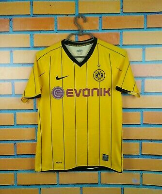 Borussia Dortmund jersey Youth L 2008 2009 home shirt soccer football Nike