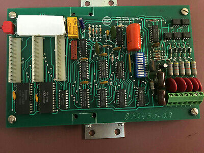 Wess Solid State Stepper MotherBoard 7403.9009