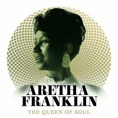 ARETHA FRANKLIN - The Queen Of Soul (CD 2018) 2-CD NEW SEALED