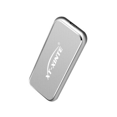 M.2 SATA SSD to USB3.1 10Gbps Hard Disk Box Adapter Card External Enclosure Case