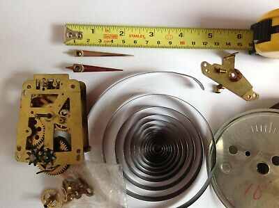 Metamec Mantle Clock Spares