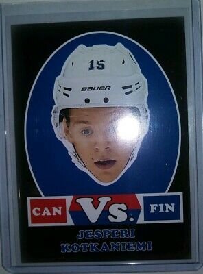 2018/19 Opc Canadian Tire Coast To Coast Jesperi Kotkaniemi Vs-28