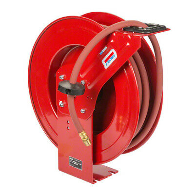 LINCOLN INDUSTRIAL Retractable Air Hose Reel - 3/8�� x 50 ft. 83753