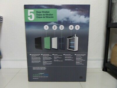 Asept Air Life Cell 1550  Air Purifier Purity