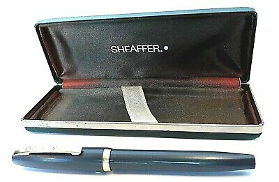 Vintage Sheaffer Fountain Pen - with Original Box