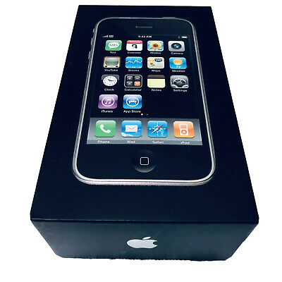 Apple iPhone 3G AT&T 8GB Smartphone A1241 (GSM) MB046LL/A IOS 4.2.1 Black