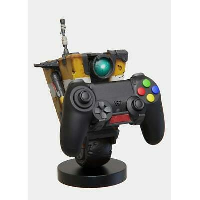 Borderlands 3 ClapTrap Cable Guy Collectors Controller Phone Holder Stand Figure